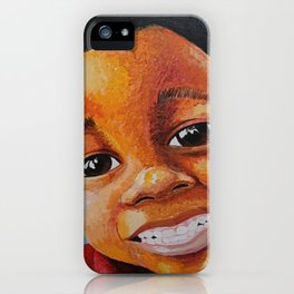Sourire Maurice iPhone Case