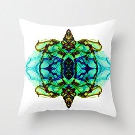 Buddist Throw Pillow