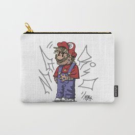 MARIO STYLE Carry-All Pouch