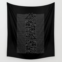 Joy Division Unknown Pleasures Wall Tapestry