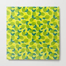 Limes for daysss Metal Print