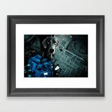 Jimmy RIP Framed Art Print