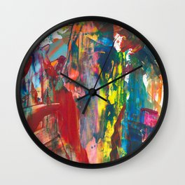 Where To Wall Clock