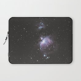 Orion And Running man Nebula's Laptop Sleeve