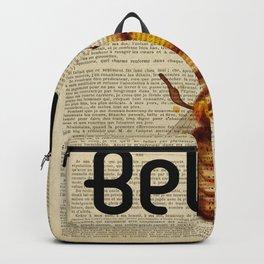 bee spelling belive b Backpack