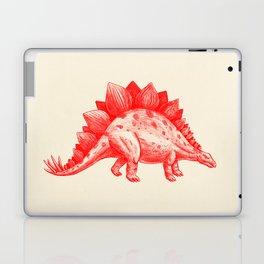 Red Stegosaurus  Laptop & iPad Skin