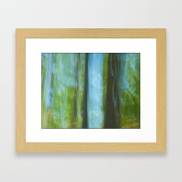 Ghost Pines Framed Art Print