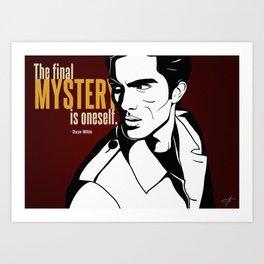 The Final Mystery Art Print