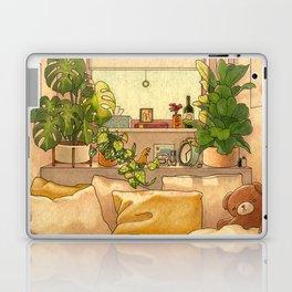 Cozy Space Laptop & iPad Skin