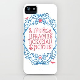Whimsical Poppins! iPhone Case