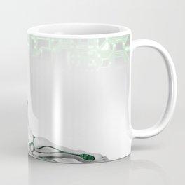 Lady geek Coffee Mug