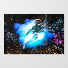 Urban Graffiti by GEN Z Canvas Print