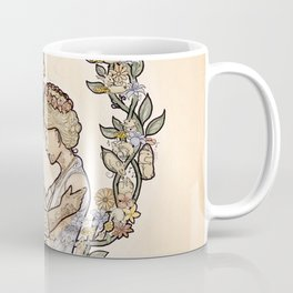 "Illustration from the video of the song by Wilder Adkins, ""When I'm Married"" Coffee Mug"