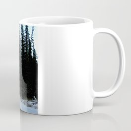 Wintertime in WaterValley Coffee Mug