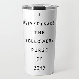 Never forget 25/10/2017 Travel Mug