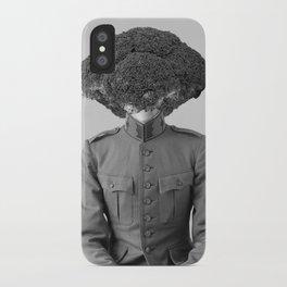 Soldier Broccoli. 1901. iPhone Case