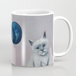 Yeoman Martha and Cat Coffee Mug