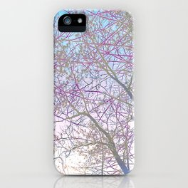 Forest Bath iPhone Case
