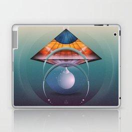∆ andromedan eclipse Laptop & iPad Skin