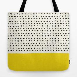 Sunshine x Dots Tote Bag