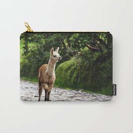 Llama 02 Carry-All Pouch