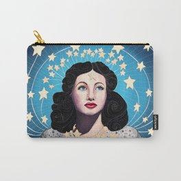 Hedy Lamarr Carry-All Pouch