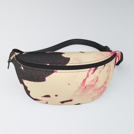 Peaches and Cream Wave for the Lovers Fanny Pack