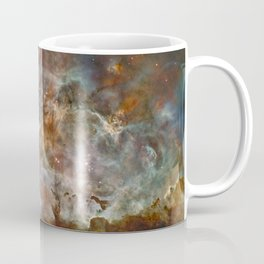 507. Dark Clouds of the Carina Nebula Coffee Mug
