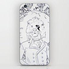 Richard Coeur iPhone & iPod Skin