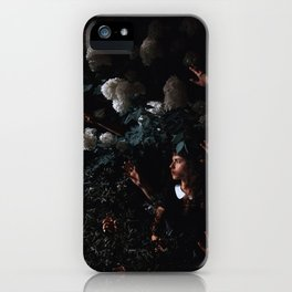 all my friends are heathens iPhone Case