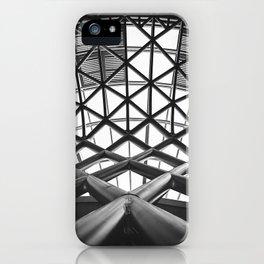 London Kings Cross iPhone Case