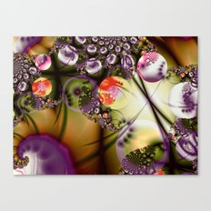Rusted spheres Canvas Print