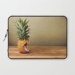 Pineapple is hungry Laptop Sleeve