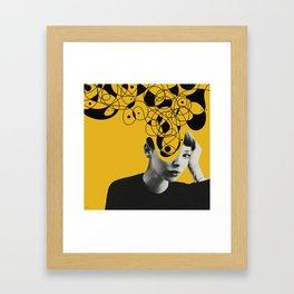 Abstraction - version 2. Framed Art Print