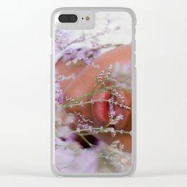 sara Clear iPhone Case
