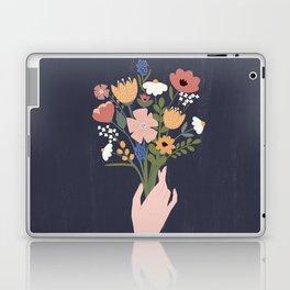 Held Laptop & iPad Skin