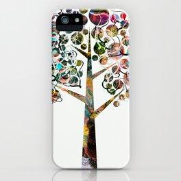 Fantasy Tree 12 Leslie harlow iPhone Case