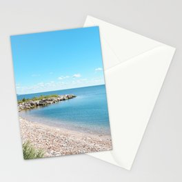 AFE Tommy Thompson Park 2, Beach Photography Stationery Cards
