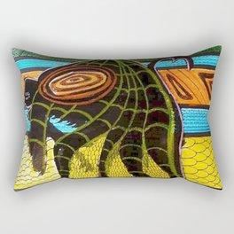 EL ABRAZO DEL OSO Rectangular Pillow