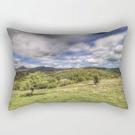 Quarry houses Rectangular Pillow