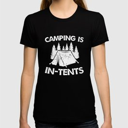 Tent Camping Pun Joke Shirts Hoodies etc T-shirt
