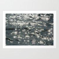 shining Art Prints featuring Shining by Alessandro Sarno