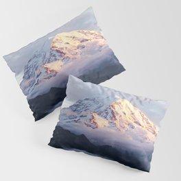 Marvelous Mount Rainier 2 Pillow Sham