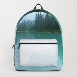 Hazy Days at Emerald Lake Backpack