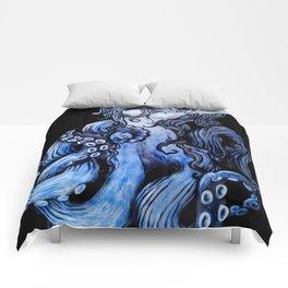 Deep Queen Comforters
