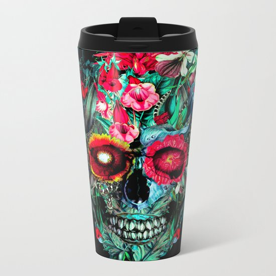 Sweet Toxic Metal Travel Mug