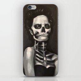 The Dead are Listening iPhone Skin
