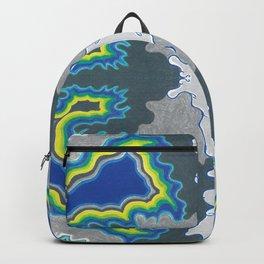 Glacial Kaleidoscope Backpack