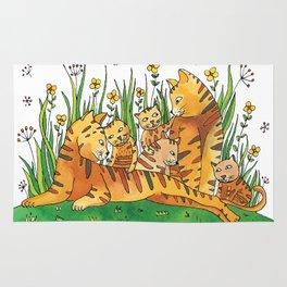Noah's Ark - Cat Rug