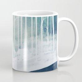 WOLF - A Love Always Carried  Coffee Mug